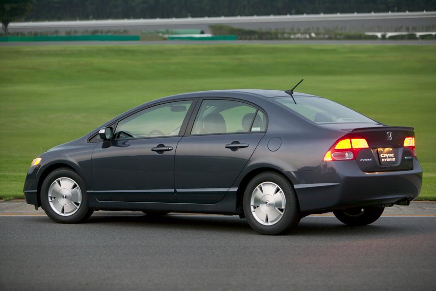 2008 Honda Civic Hybrid Photo 3 of 7