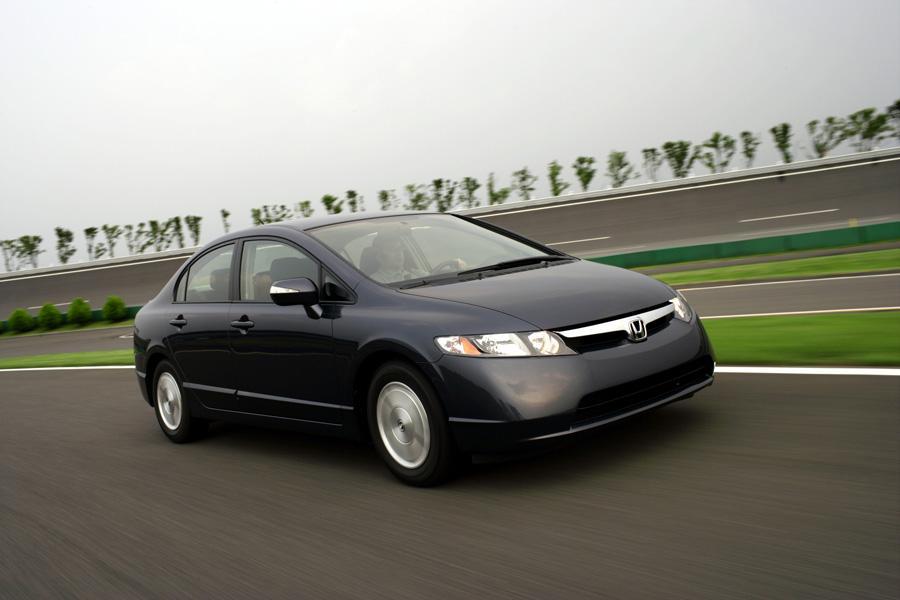 2008 Honda Civic Hybrid Photo 4 of 7