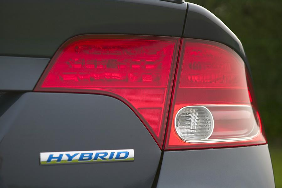 2008 Honda Civic Hybrid Photo 5 of 7