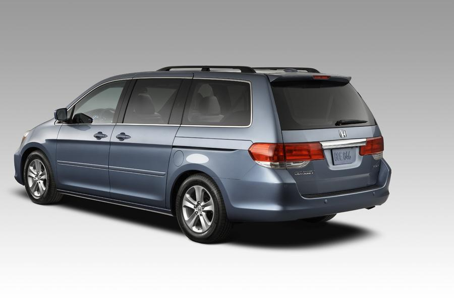 2008 Honda Odyssey Specs, Pictures, Trims, Colors || Cars.com
