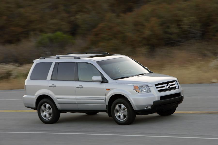 2008 honda pilot overview. Black Bedroom Furniture Sets. Home Design Ideas