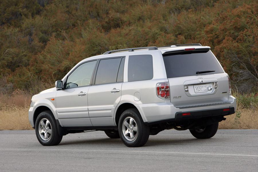 2008 honda pilot reviews specs and prices. Black Bedroom Furniture Sets. Home Design Ideas