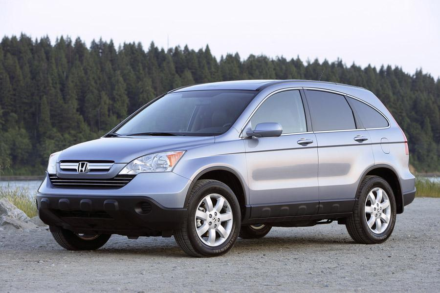 2008 honda cr v overview