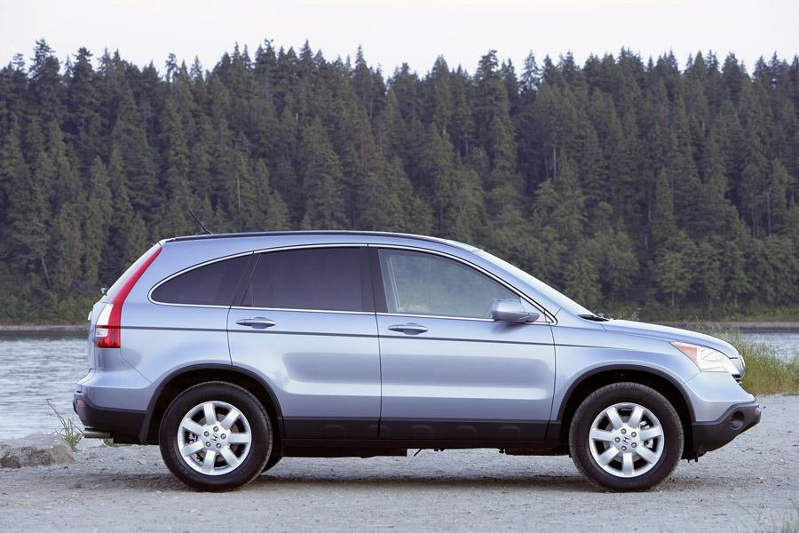 2008 Honda Cr V Overview Cars Com