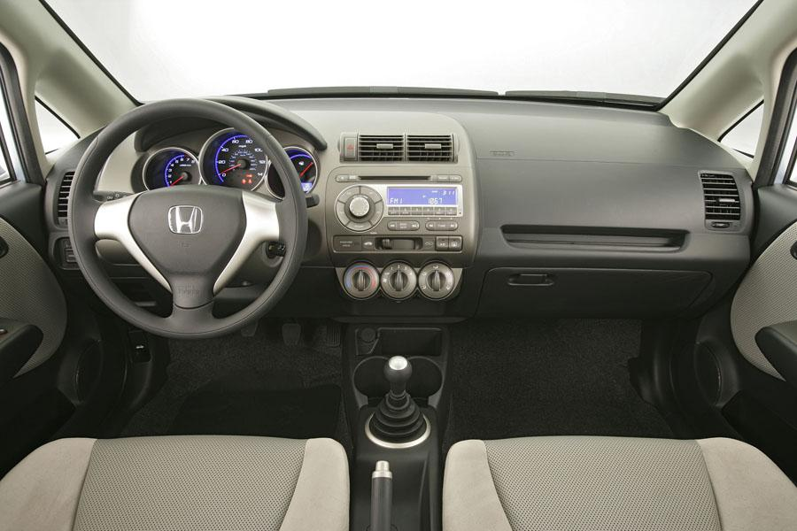 2008 Honda Fit Overview Cars Com