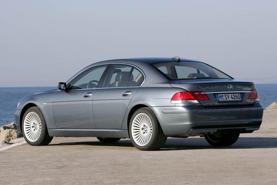 2008 BMW 750 Photo 5 Of 6