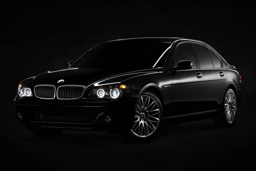 2008 BMW 760 Photo 2 of 8