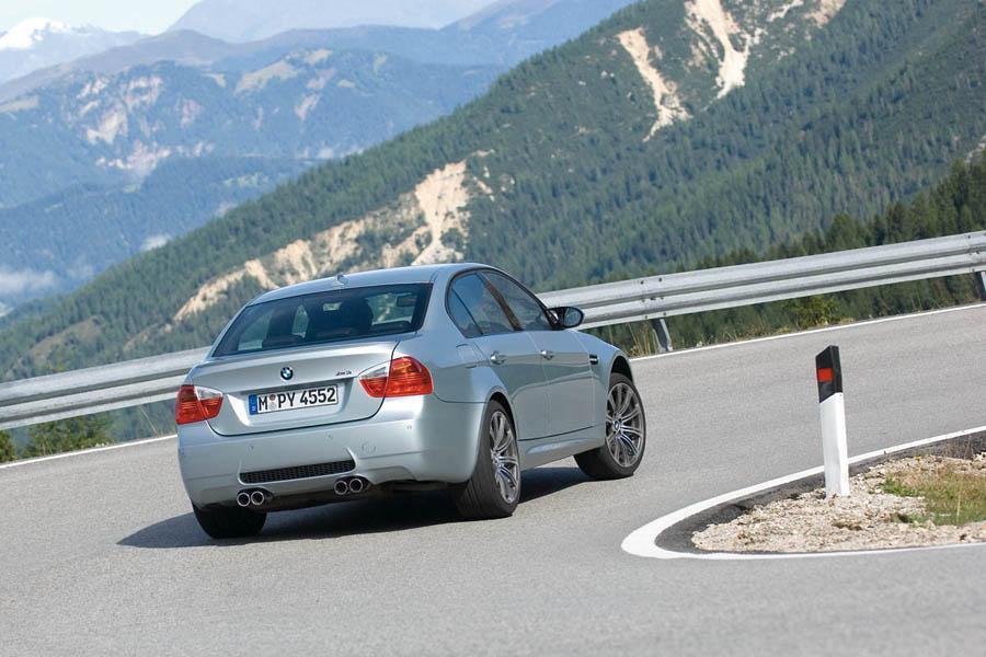 2008 BMW M3 Photo 4 of 17