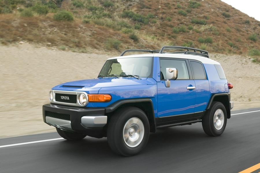 2008 Toyota FJ Cruiser Photo 5 of 9