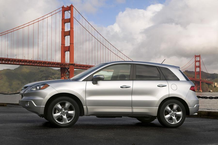 2008 Acura RDX Photo 4 of 15