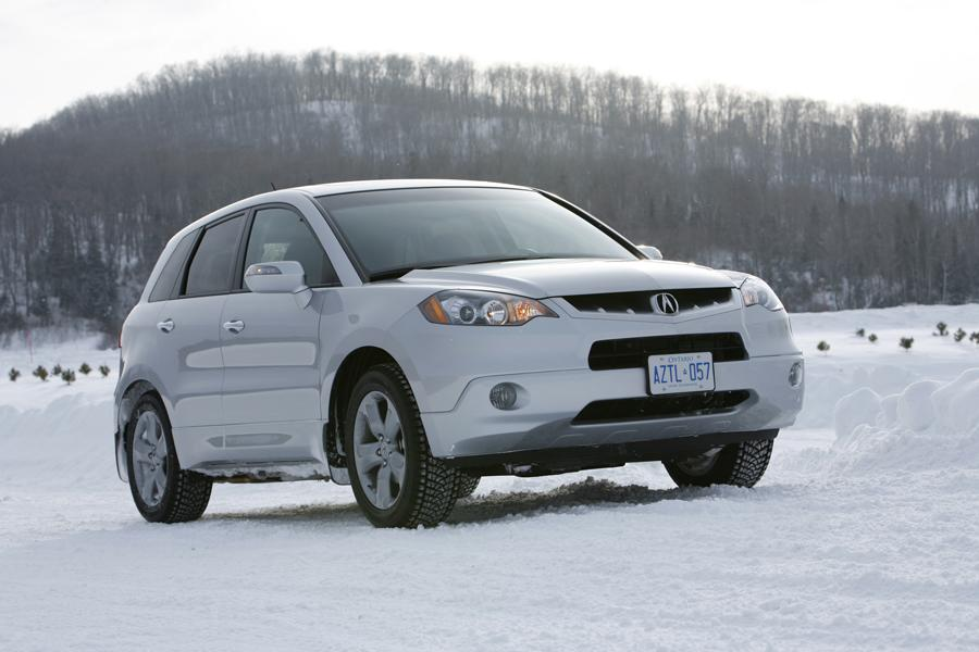 2008 Acura RDX Photo 5 of 15