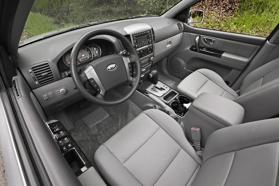 2008 Kia Sorento Overview  Carscom