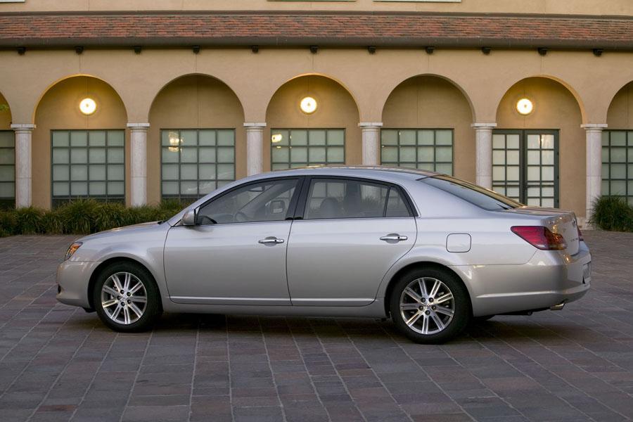 2008 Toyota Avalon Overview  Carscom