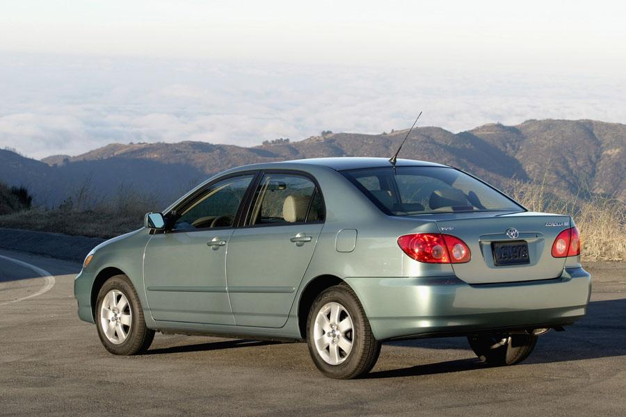 2008 Toyota Corolla Overview Cars Com