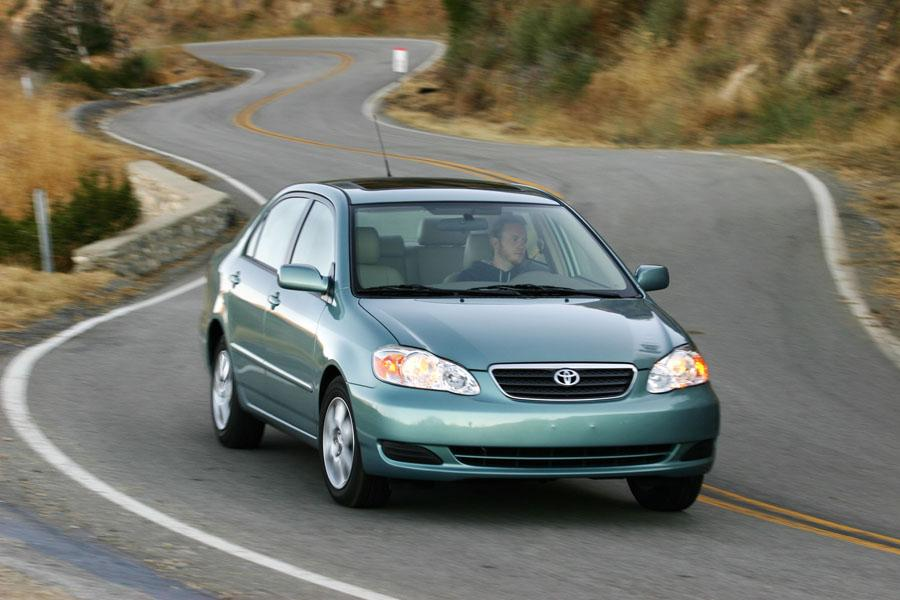 2008 Toyota Corolla Overview  Carscom