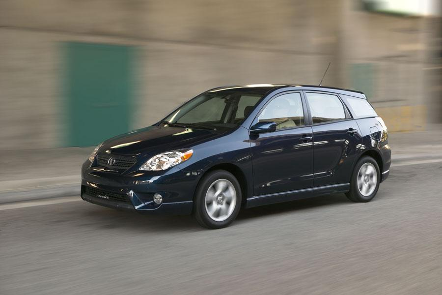 2008 Toyota Matrix Photo 1 of 8