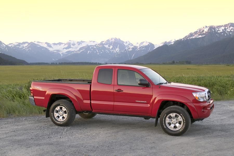 2008 Toyota Tacoma Reviews Specs And Prices Cars Com