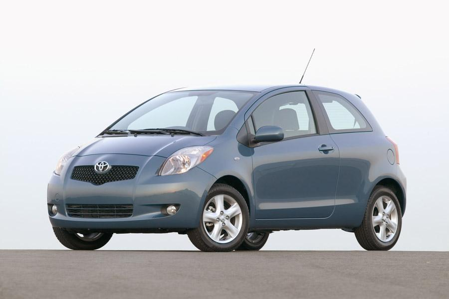 2008 Toyota Yaris Overview