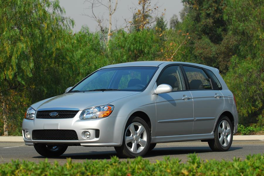 2008 Kia Spectra5 Photo 1 of 8