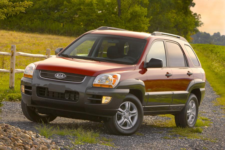 2008 Kia Sportage Photo 1 of 7