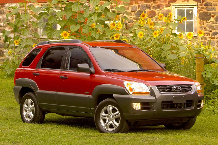 2008 Kia Sportage Photo 2 of 7