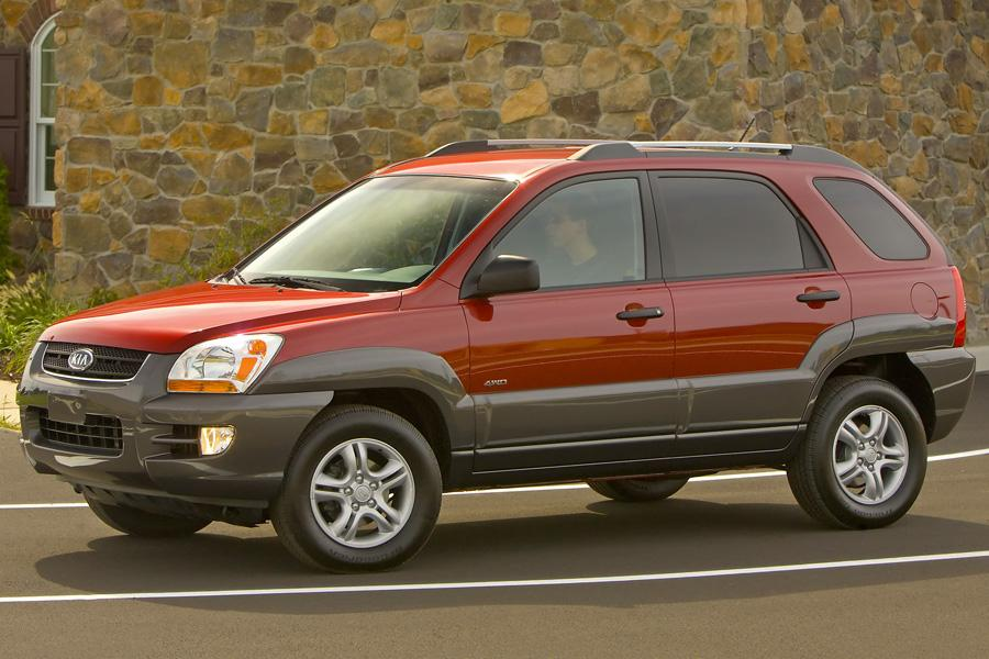 2008 kia sportage reviews specs and prices. Black Bedroom Furniture Sets. Home Design Ideas