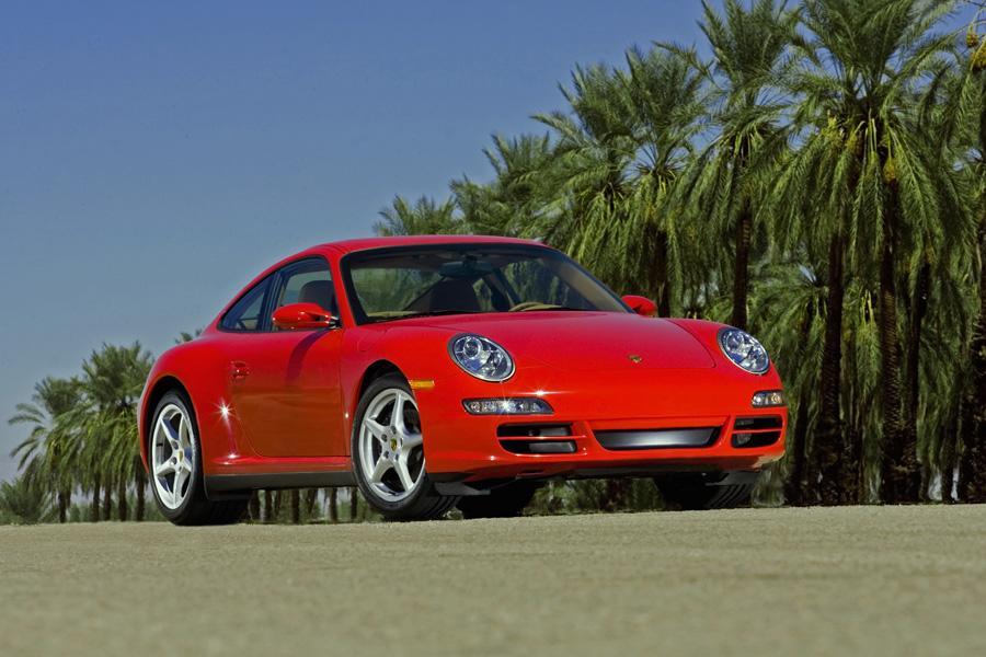 2008 Porsche 911 Photo 2 of 12
