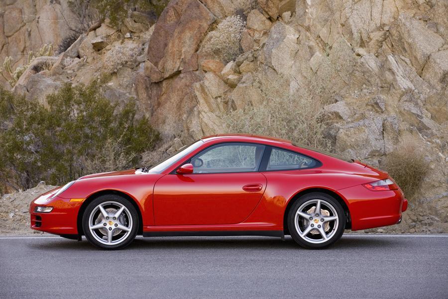 2008 Porsche 911 Photo 3 of 12