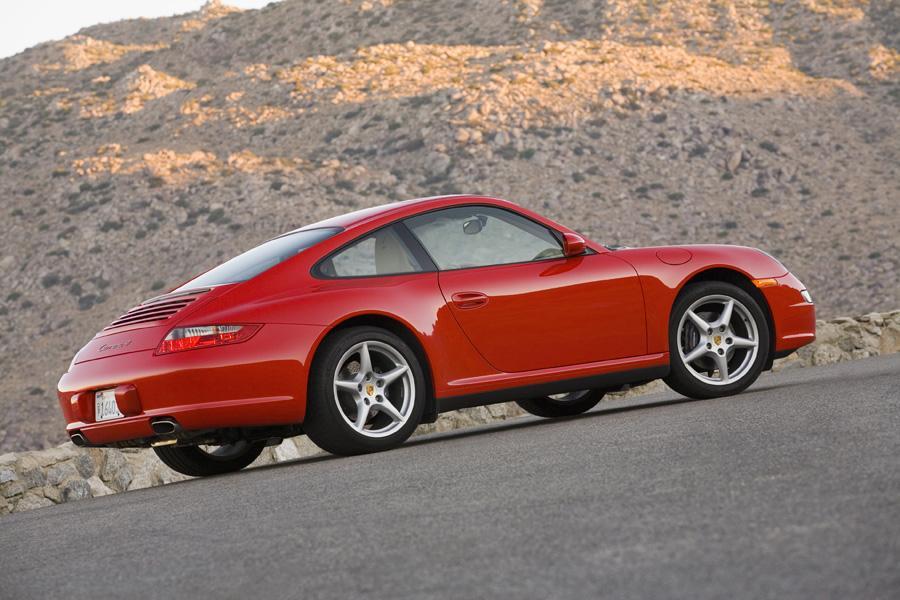 2008 Porsche 911 Photo 4 of 12