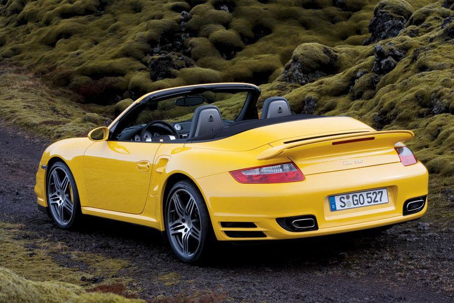 2008 Porsche 911 Photo 5 of 12