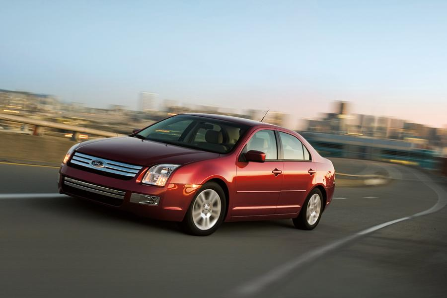 2008 Ford Fusion Photo 4 of 9