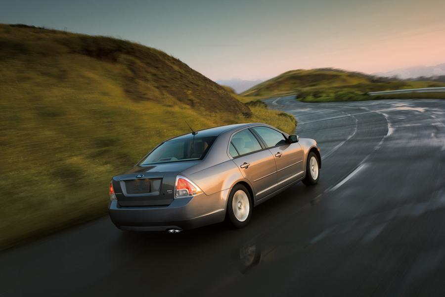 2008 Ford Fusion Photo 5 of 9