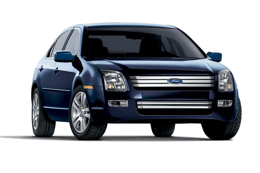 2008 ford fusion specs pictures trims colors. Black Bedroom Furniture Sets. Home Design Ideas