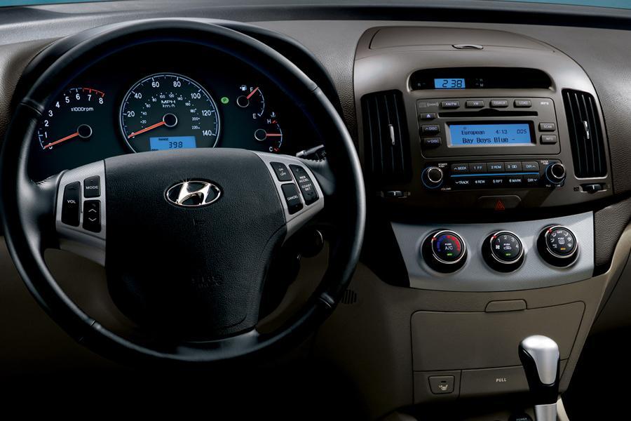 2008 Hyundai Elantra Specs Pictures Trims Colors