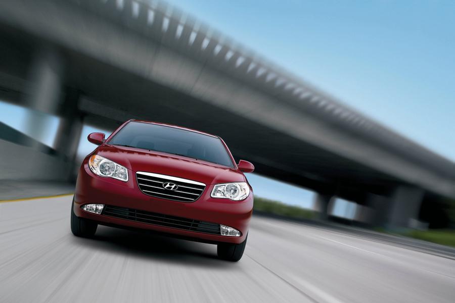 2008 Hyundai Elantra Photo 4 of 7