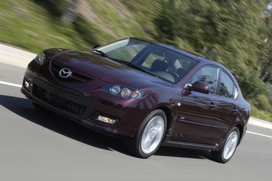 2008 Mazda Mazda3 Overview  Carscom