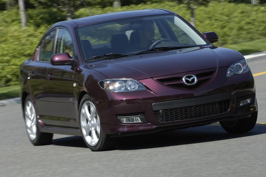 2008 mazda mazda3 overview. Black Bedroom Furniture Sets. Home Design Ideas