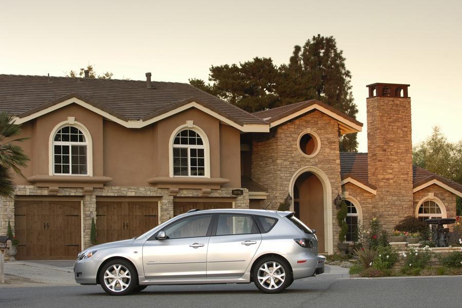2008 Mazda Mazda3 Photo 4 of 11
