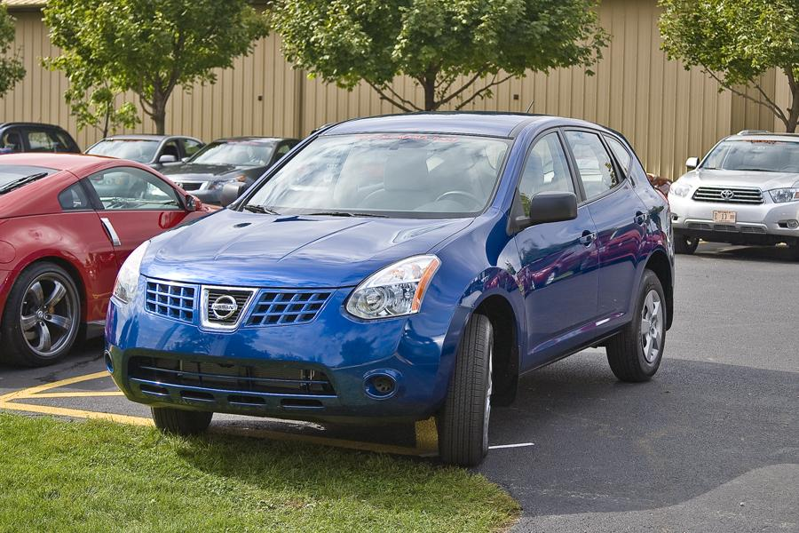 2008 Nissan Rogue Photo 5 of 11