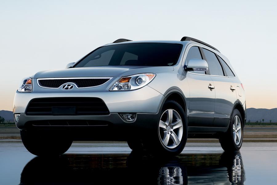 2008 Hyundai Veracruz Photo 1 of 9