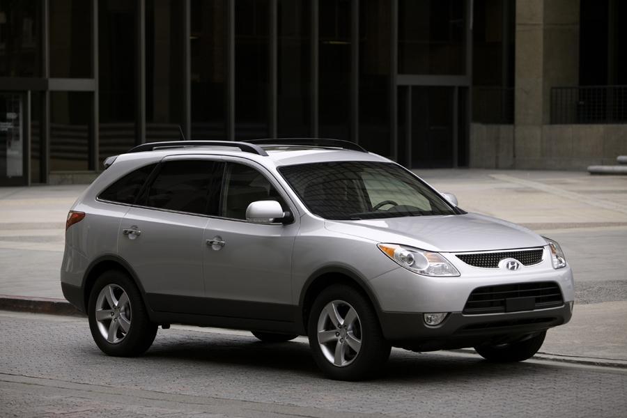 2008 Hyundai Veracruz Photo 3 of 9