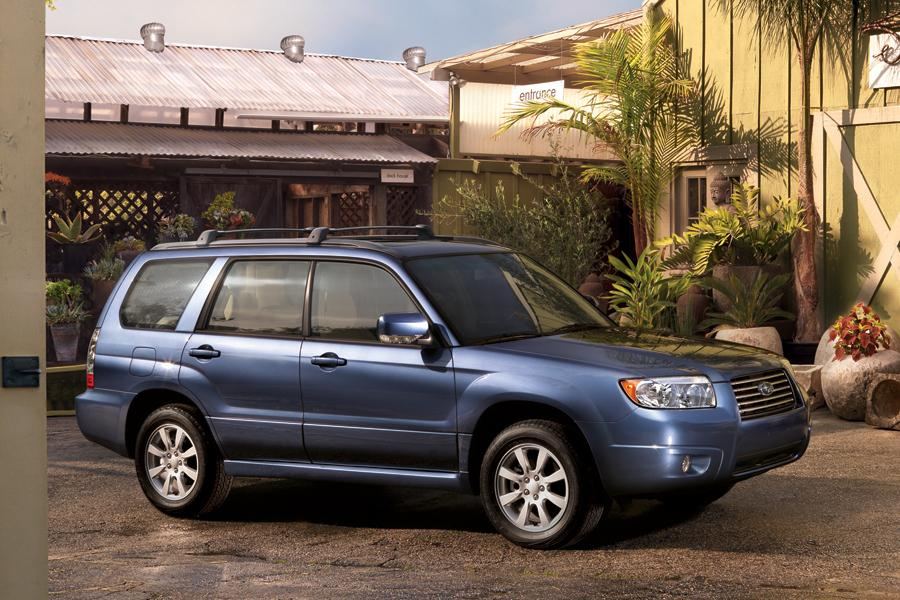 2008 Subaru Forester Photo 3 of 7