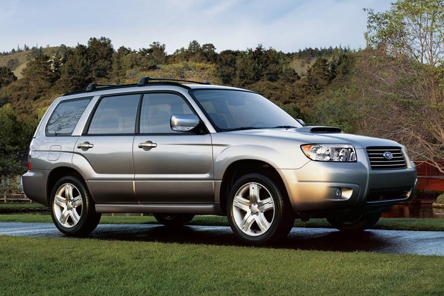 2008 Subaru Forester Photo 4 of 7