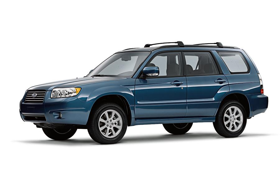 2008 Subaru Forester Photo 5 of 7