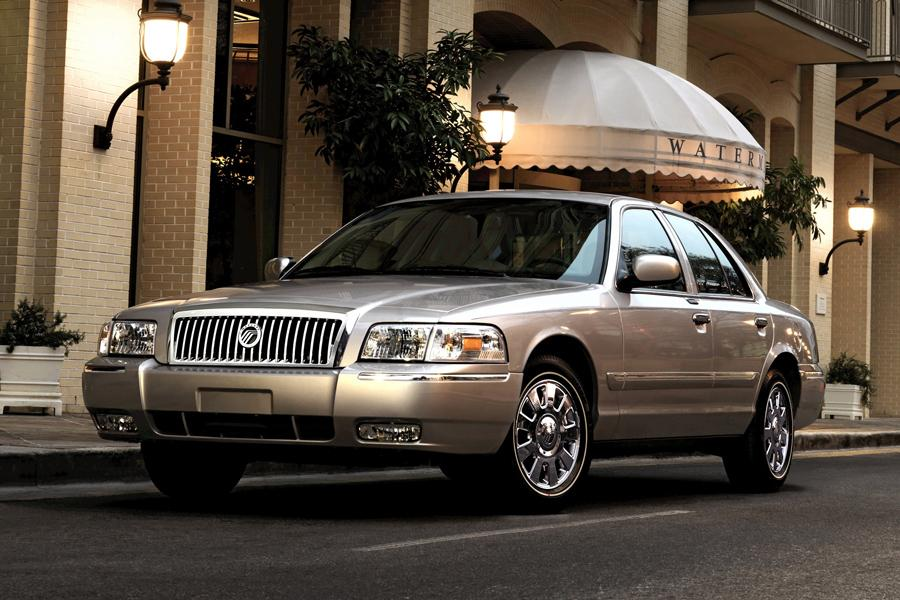 2008 mercury grand marquis overview. Black Bedroom Furniture Sets. Home Design Ideas