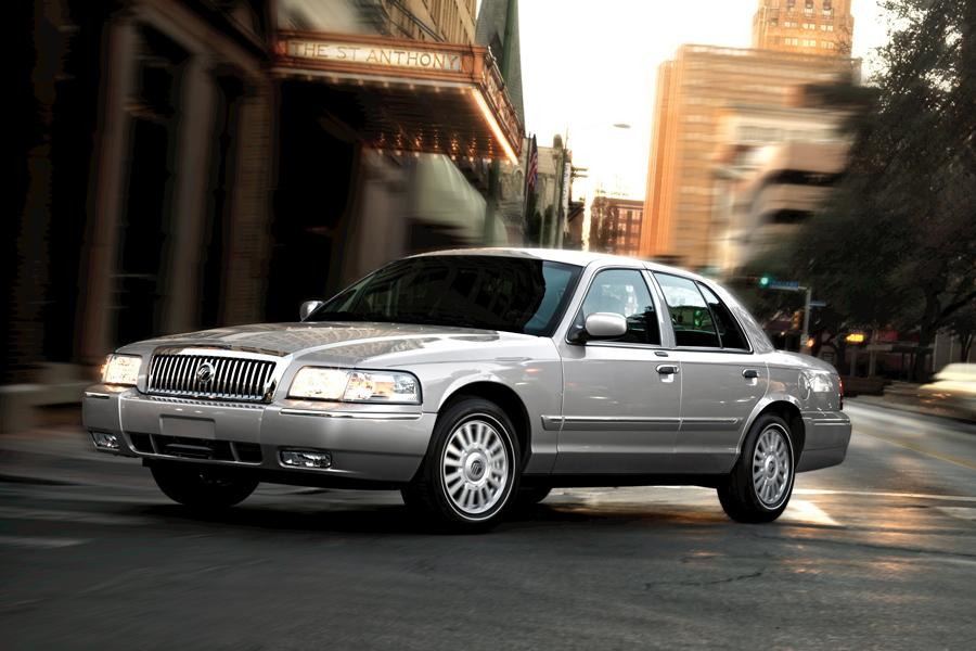 2008 Mercury Grand Marquis Reviews Specs And Prices