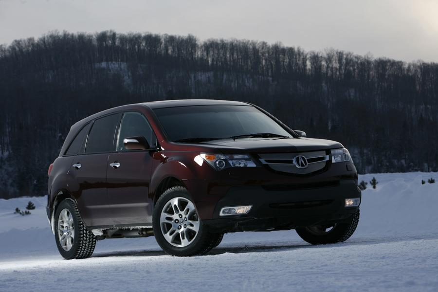 2008 Acura MDX Reviews, Specs And Prices