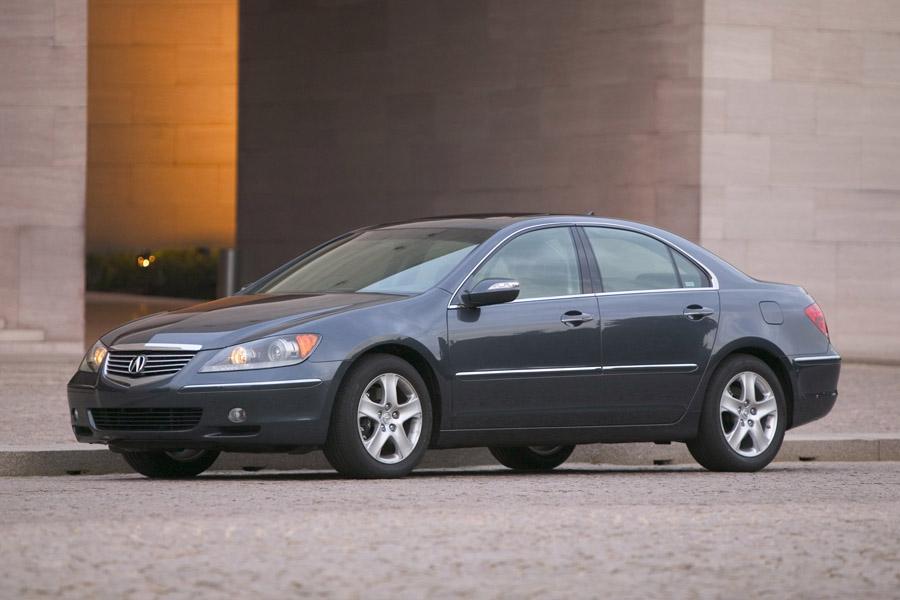 2008 Acura RL Photo 1 of 10