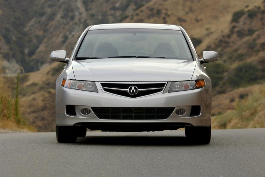 2008 Acura TSX Overview