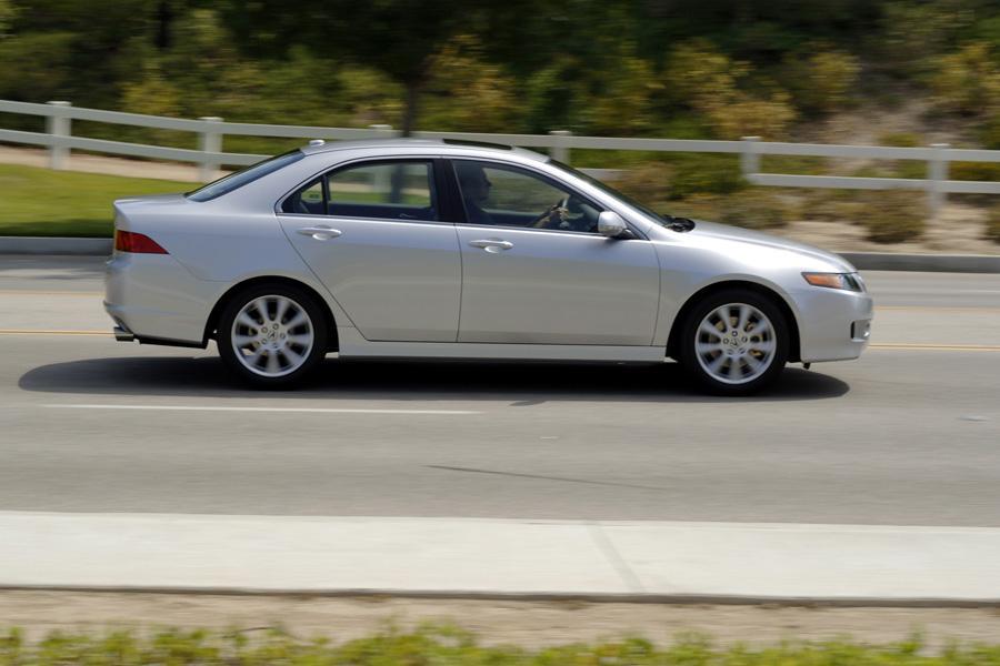 2008 Acura TSX Photo 5 of 9